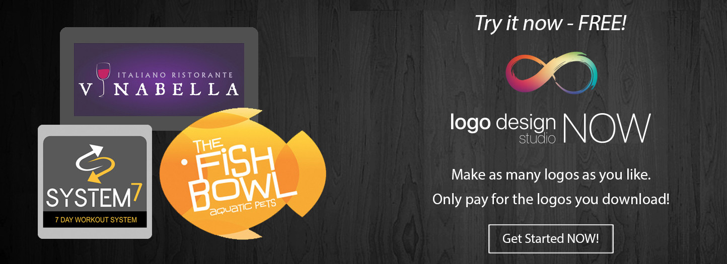 Try Logo Design Studio Now for Free!